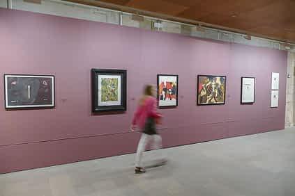 Exposición museo Gustavo de Maeztu