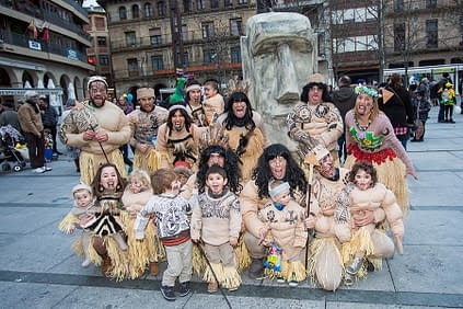 carnaval segundo premio