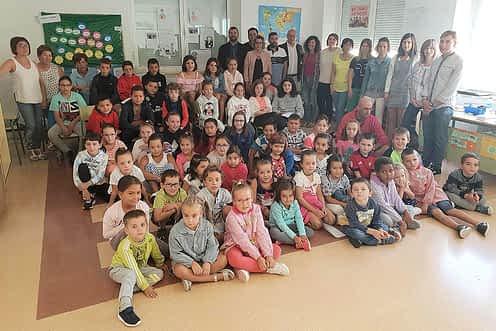 Colegio 'La Balsa' de Arróniz