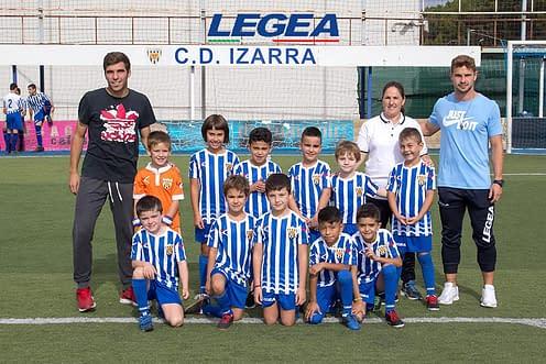 Club Deportivo Izarra. Prebenjamín
