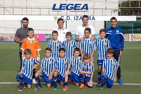 Club Deportivo Izarra. Benjamín A