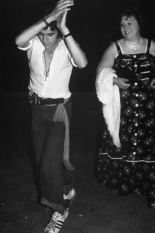 Christian Gramard y Pepita Quilis.