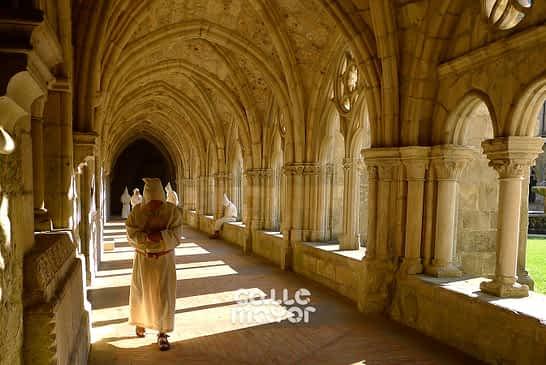 ABRIL - Abárzuza. Monasterio de Iranzu