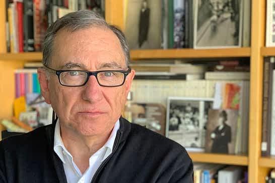 """PRIMER PLANO - Luis  Garbayo Erviti - Periodista y escritor - """"Estella y su Merindad fueron una constante en la vida de María Lacunza"""""""