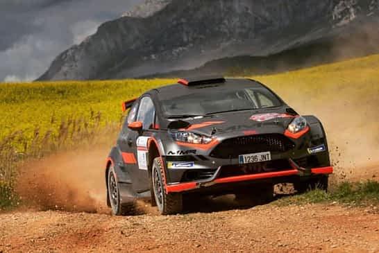 Cien equipos en la tercera cita del Cto. de España de Rally de Tierra