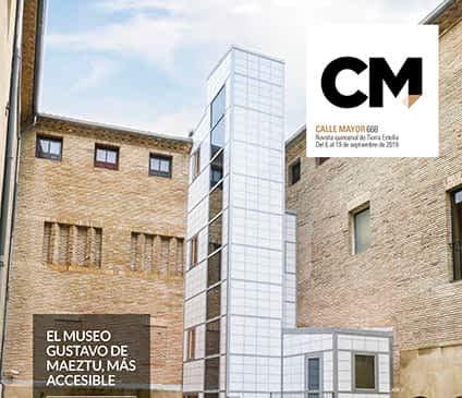 CALLE MAYOR 668 - EL MUSEO GUSTAVO DE MAEZTU, MÁS ACCESIBLE