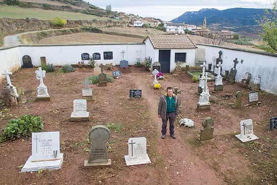 La belleza de un cementerio centenario