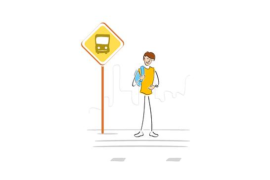 Horarios de autobuses