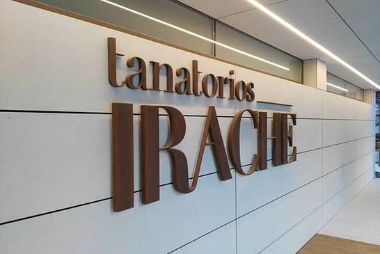 Tanatorios Irache-San Agustín, treinta años en Tierra Estella-Lizarraldea