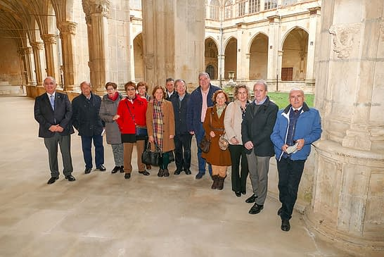 ASOCIACIONES - Amigos del Monasterio de Irache - 25 años de defensa y difusión del patrimonio