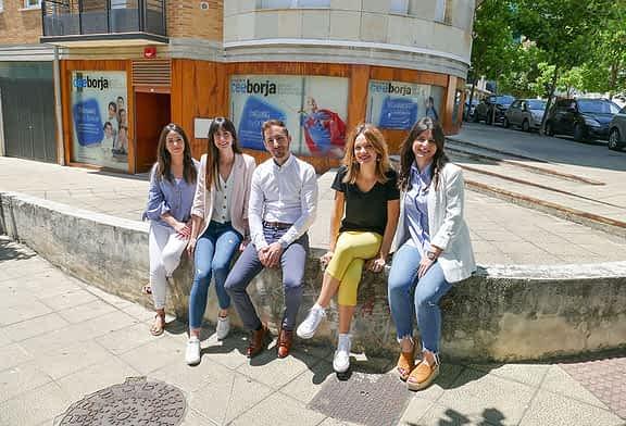 Academia CEE Borja  consigue los mejores resultados de su historia