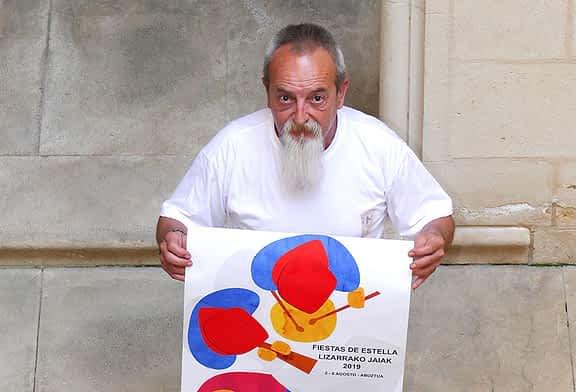 """""""Que en Estella elija el cartel un jurado profesional me parece muy importante"""""""