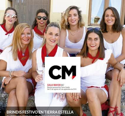 CALLE MAYOR 667 - BRINDIS FESTIVO EN TIERRA ESTELLA