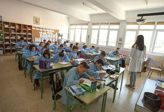 1.975 estudiantes comienzan el curso en los centros escolares de Estella