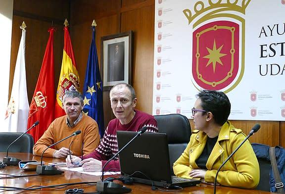 Una web recoge 30 testimonios que tejen el patrimonio inmaterial de Estella
