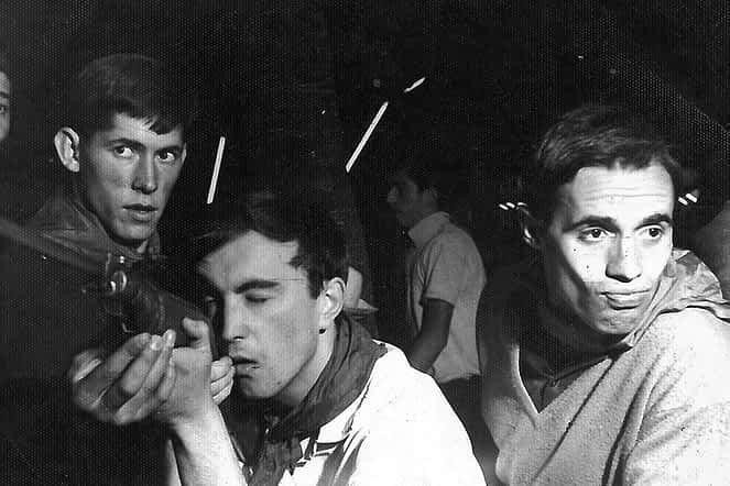 06. Joaquín Jordana, Modesto Goñi y Juan José Ezquerra.