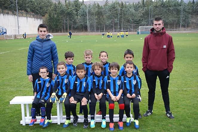 Los equipos del Zarramonza de la actual temporada