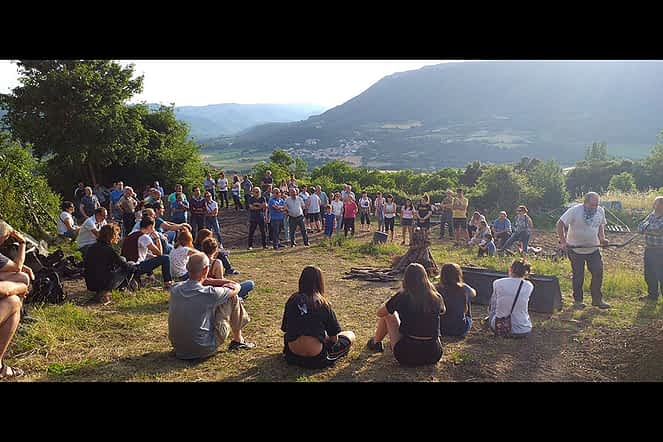 Fiesta del Valle Améscoa