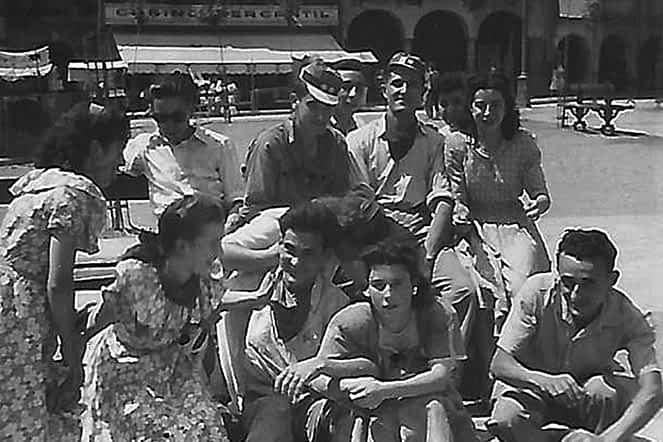 Foto de grupo.
