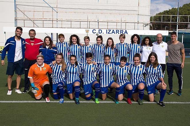 Club Deportivo Izarra. Femenino Regional