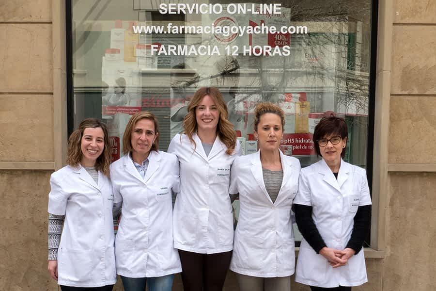 Farmacia Goyache