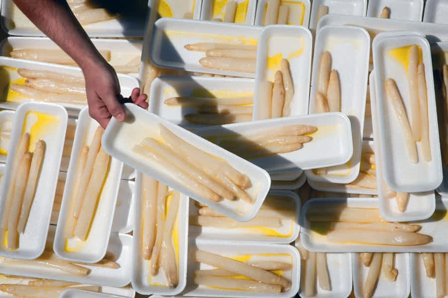 Dicastillo acoge el 10 de mayo su cita anual con el espárrago