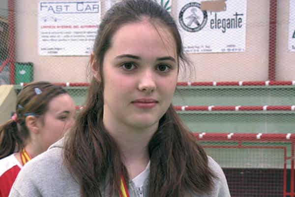 Nelly Iriberri, campeona de España sub 15