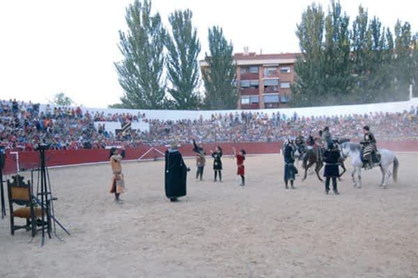 La Semana Medieval atrajo el fin de semana a unos 25.000 visitantes