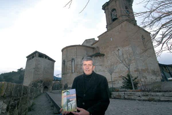 """""""Mi libro puede ayudar a ver la ciudad de otra manera"""""""