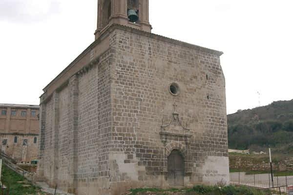 Apertura al público de Santa María Jus del Castillo