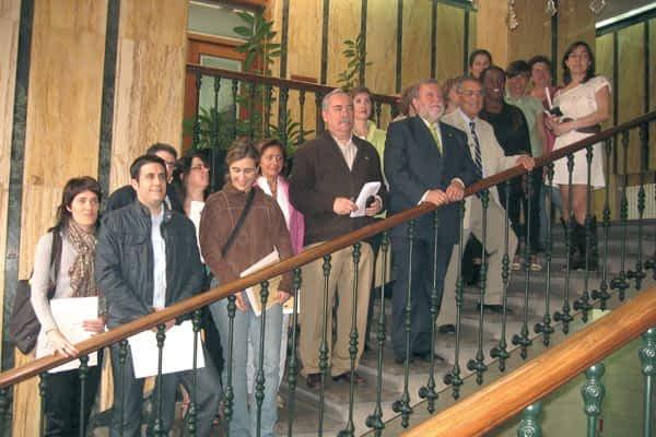 Un taller de empleo reorganiza los fondos municipales