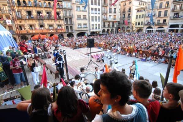 Semana Medieval, semana pre-fiestas