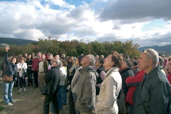300 personas participaron en las II Jornadas Románicas en Tierras de Iranzu