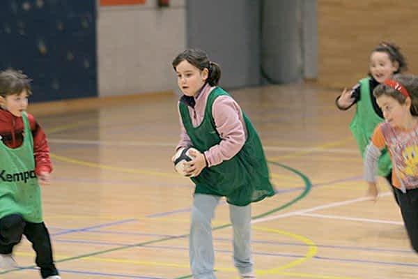 Altísima participación en las Jornadas de Minihandball