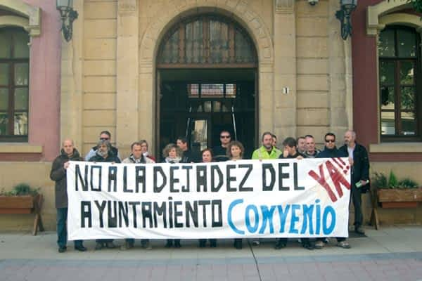 Desconvocada la concentración del personal del Ayuntamiento