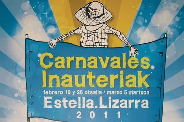 El cartel del estellés Raúl López, 'Aldabika', gana el concurso de Carnaval