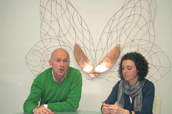 Tres charlas abordan temas educativos de actualidad en Lizarra Ikastola