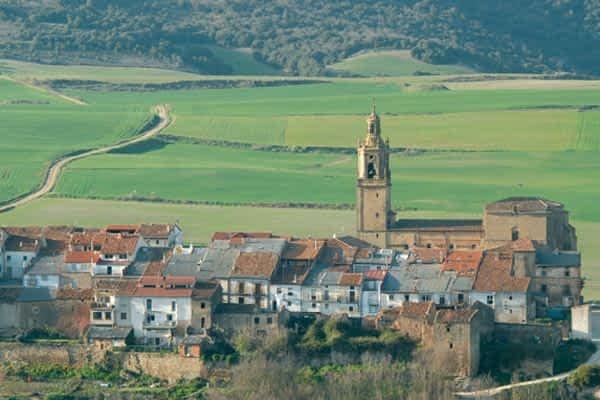 AGUILAR DE CODÉS. Un municipio con sabor del pasado