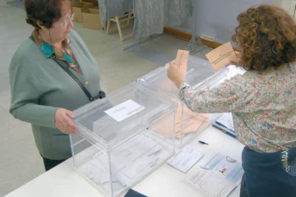 Candidaturas para localidades de más de mil habitantes