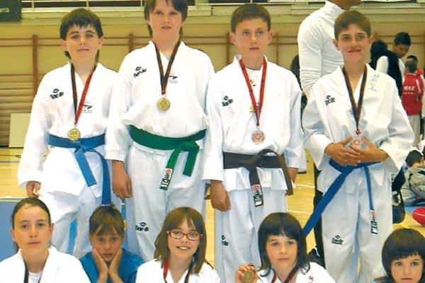 XXIV final de los JDN de Tae Kwon-Do