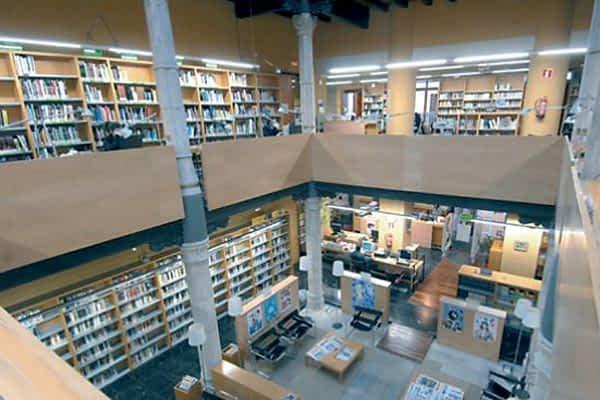 Del 15 de junio al 14 de septiembre la biblioteca de Estella abre sólo por la mañana