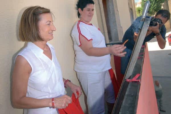 Un inicio a dúo en Mañeru