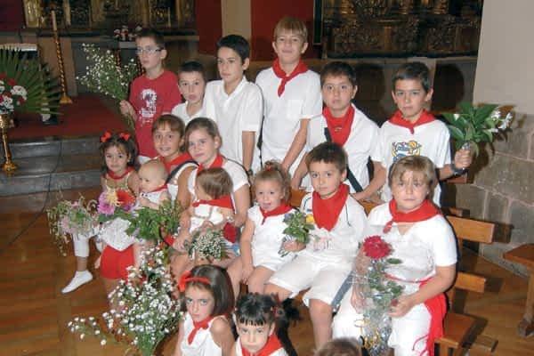 Un día sin escuela con motivo de las fiestas de Cirauqui