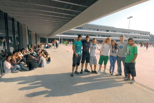 El nuevo instituto abre etapa en el panorama educativo de Estella