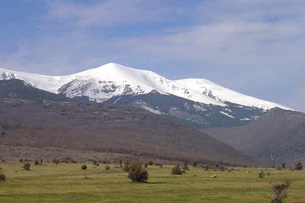 Salida del Club Montañero de Estella al Moncayo