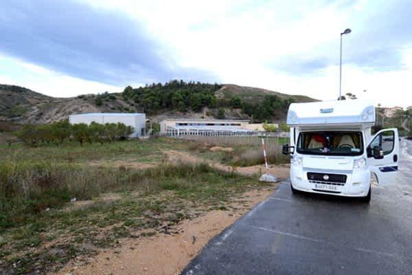 Ayegui proyecta la primera área para autocaravanas de Tierra Estella