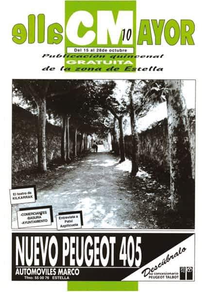 CALLE MAYOR 010 – EL TEATRO DE KILKARRAK