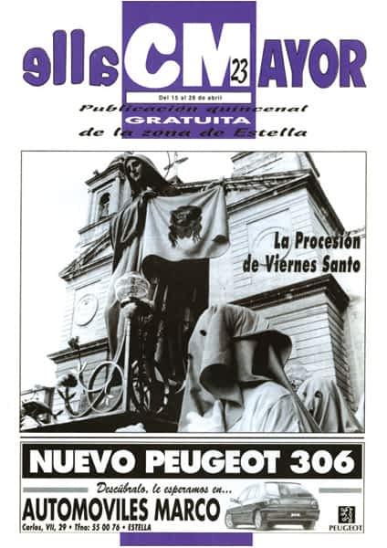 CALLE MAYOR 023 – LA PROCESIÓN DE VIERNES SANTO