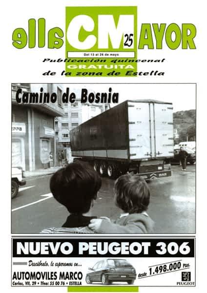 CALLE MAYOR 025 – CAMINO DE BOSNIA