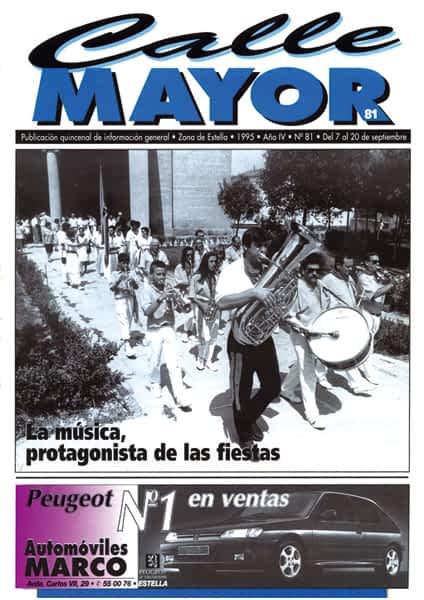 CALLE MAYOR 081 – LA MÚSICA, PROTAGONISTA DE LAS FIESTAS